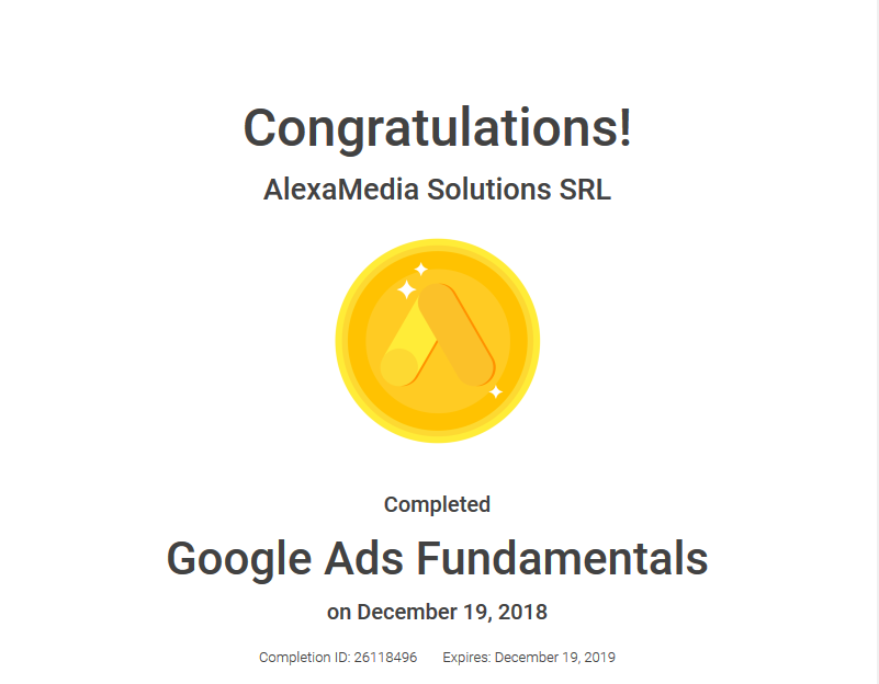 Google-Fundamentals