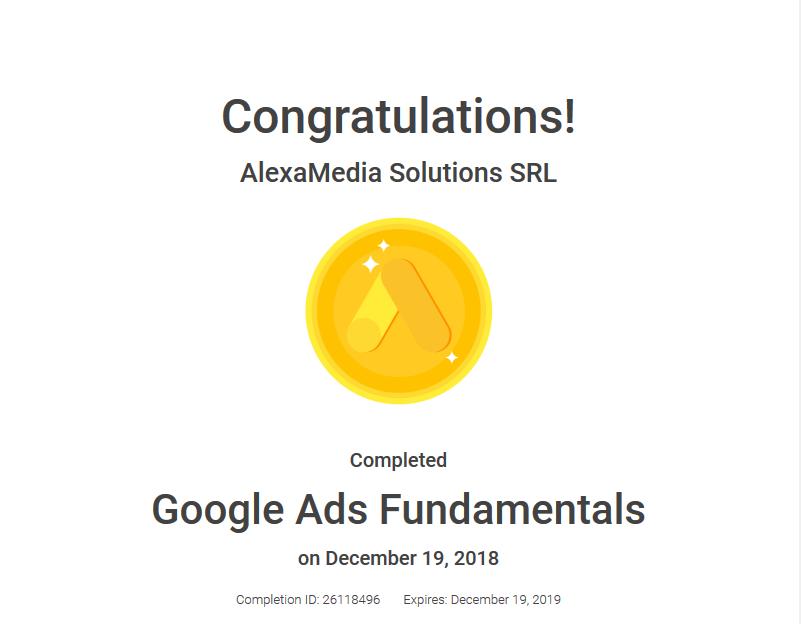 Google-Fundamentals